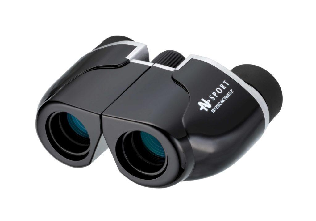 【ナシカ双眼鏡 10倍】販売実績累計36万台の10×21 CR-IR を究極バージョンアップ 10×21 UC-MC-B