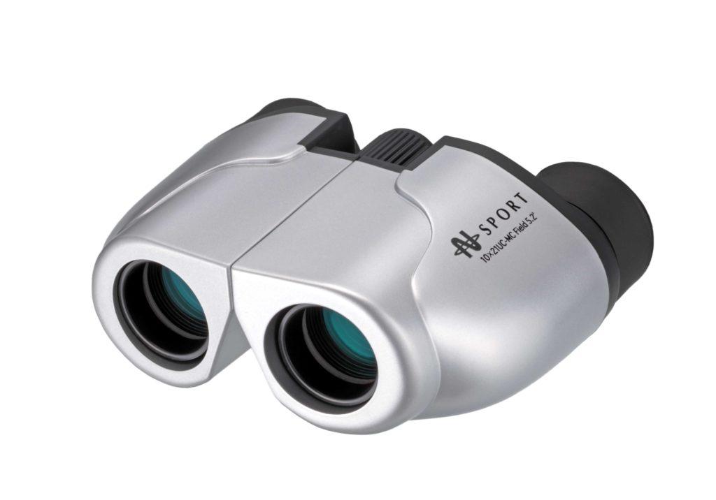 【ナシカ双眼鏡 10倍】販売実績累計36万台の10×21 CR-IR を究極バージョンアップ 10×21 UC-MC-S