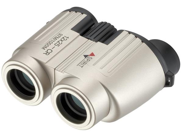 【ナシカ双眼鏡 12倍】ナシカの技術が生み出した超軽量 コンパクトサイズの高機能双眼鏡 12×25 CR-GC
