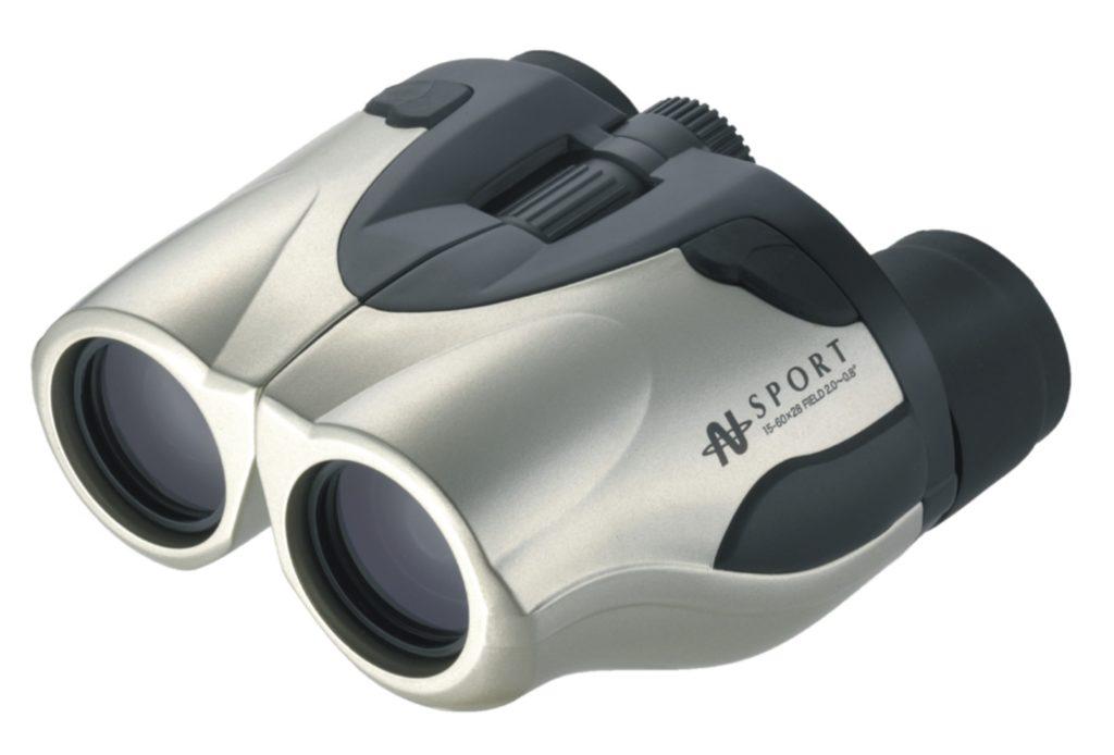 【ナシカ双眼鏡 60倍ズーム】スムーズなズームで大迫力の美しさ あらゆるシーンで活躍!!オールラウンド双眼鏡 15-60×28 ZOOM