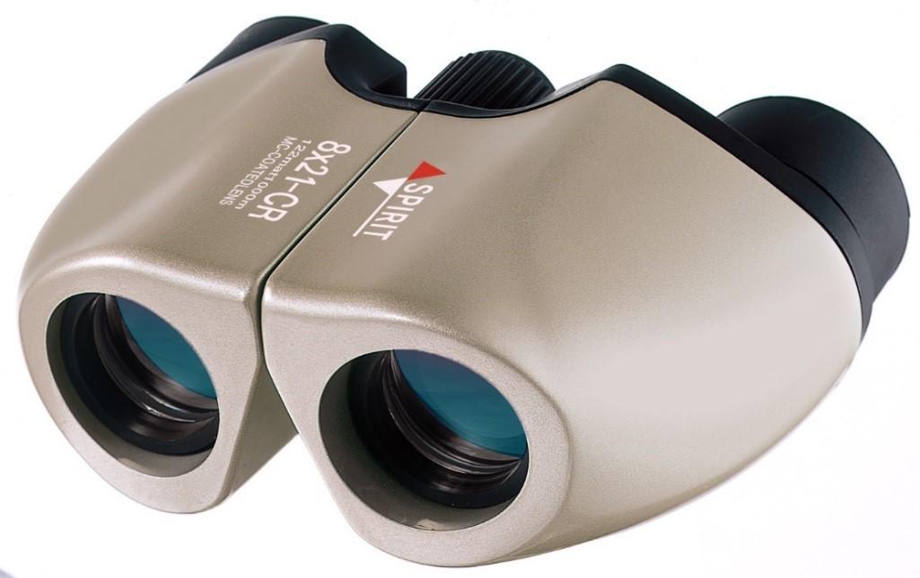【ナシカ双眼鏡 8倍】マルチカラーコーティングでシャープな視界! 8×21 CR-MC