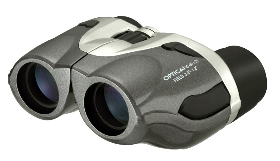 【ナシカ双眼鏡 40倍ズーム】感動の景色を、一番魅力のある大きさで OPTICAI 10-40×21 ZOOM