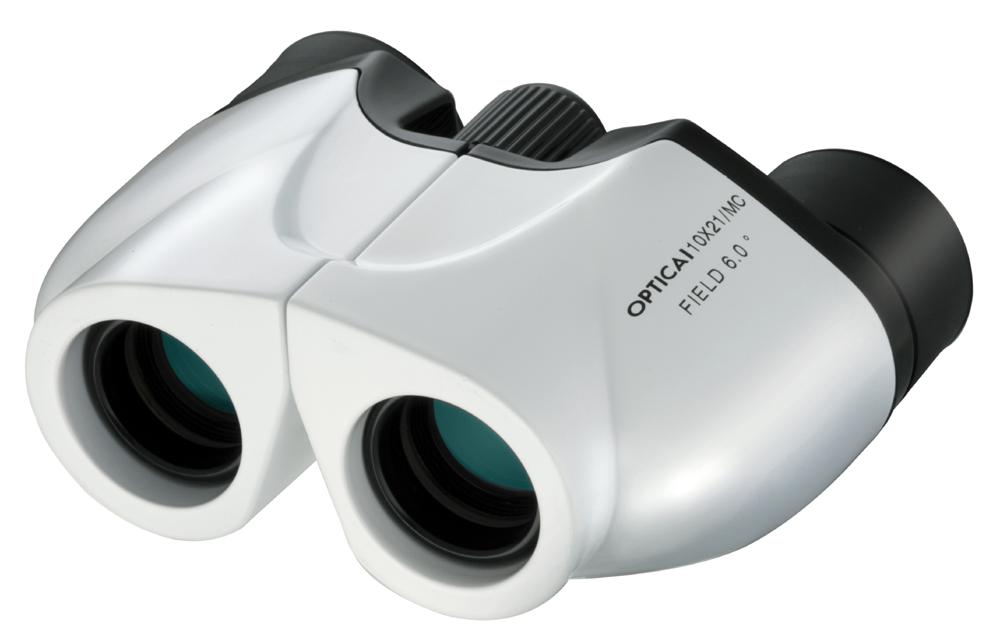 【ナシカ双眼鏡 10倍】より明るく! より使い易く! 疲れを感じさせない、コンパクト双眼鏡! OPTICAI 10×21-MC