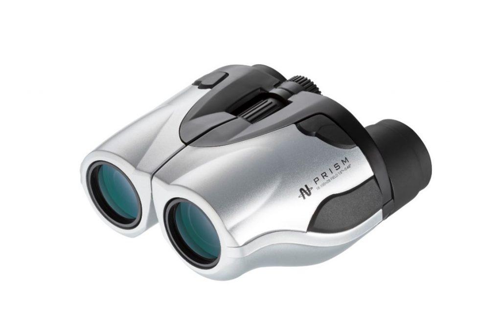 【ナシカ双眼鏡 125倍ズーム】広がる未知の世界! 18-125倍高性能ズーム双眼鏡 PRISM 18-125×28 ZOOM
